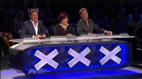 Charles DeWayne - America's Got Talent Quarter Finals