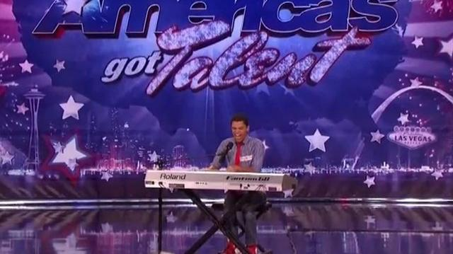 Daniel Joseph Baker, 19 ~ America's Got Talent 2011, Houston Auditions-0