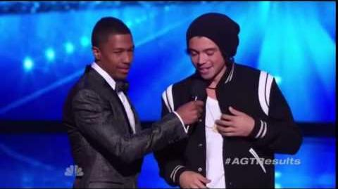 America's Got Talent 2014 Semi-Final 1 Results 4