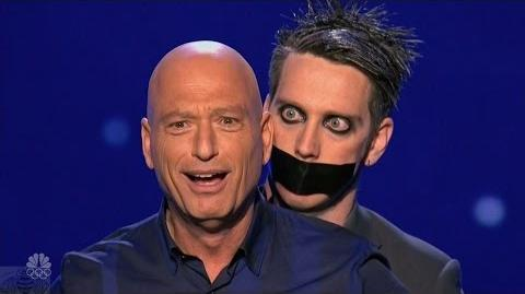 America's Got Talent 2016 Tape Face The Next Chaplin Full Judge Cuts Clips S11E10