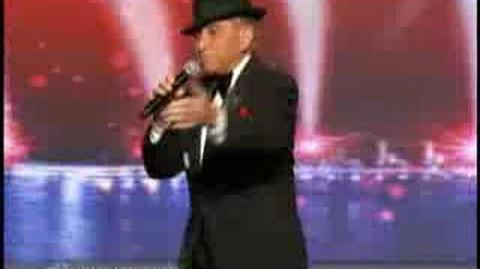 American Got Talent S3 Paul Salos