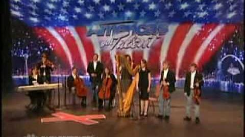 America's Got Talent 2008 - Taubl Family Band