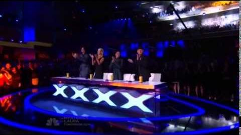 America's Got Talent 2014 Quintavious Johnson 2nd Grand Final Performance