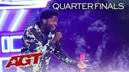 "Singer Joseph Allen Returns With An Uplifting Original Song, ""Mama"" - America's Got Talent 2019"