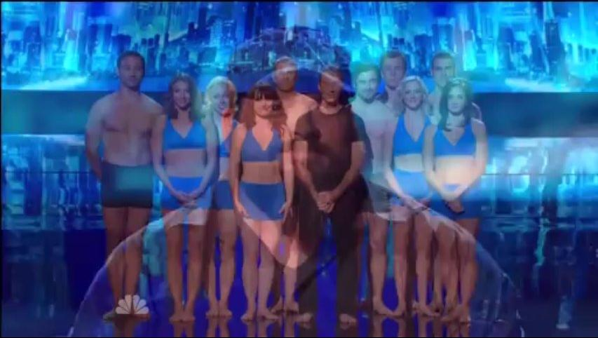 5 12 advance to The Finals ~ Agt 2013 Live