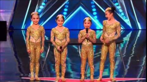 America's Got Talent 2014 Good Acts 2 Auditions 5