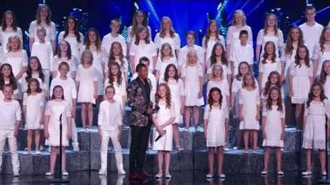 America's Got Talent S09E16 Quarterfinal Round 4 One Voice Children's Choir