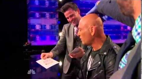 America's Got Talent 2014 David & leeman Auditions 2