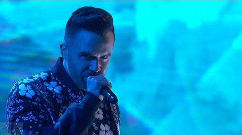 America's Got Talent 2016 Semi-Finals Singer Brian Justin Crum S11E20