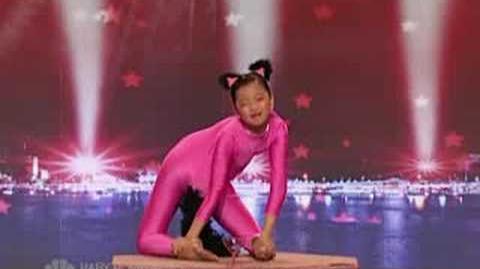 America's Got Talent Victoria Jacoby