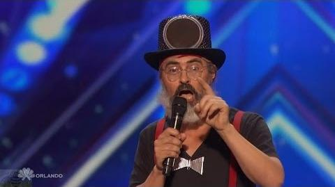 Americas Got Talent 2016 XXXX Well Not Everybody Can Make It Full Audition Clip TonyPatrony