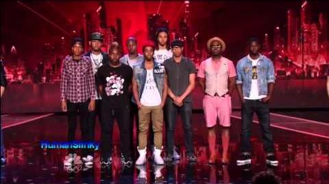 3. 3rd Quarterfinal Results ~ America's Got Talent 2012