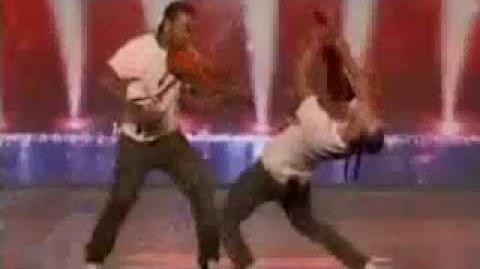 Americas Got Talent - Nuttin' But Stringz