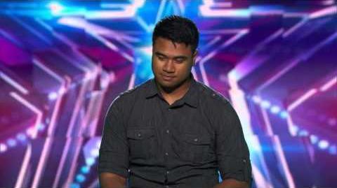 America's Got Talent S09E09 Semi-Final Male Singing Acts Paul Ieti