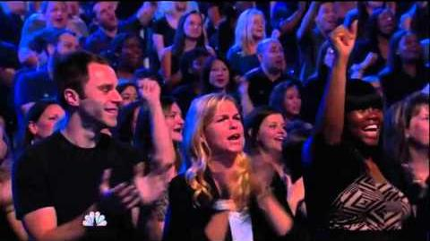 America's Got Talent 2015 Uzeyer Novruzov Judges Cuts Week 2