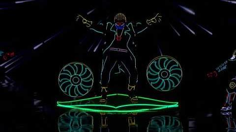 America's Got Talent 2017 Light Balance Performance & Comments Semi-Finals S12E21