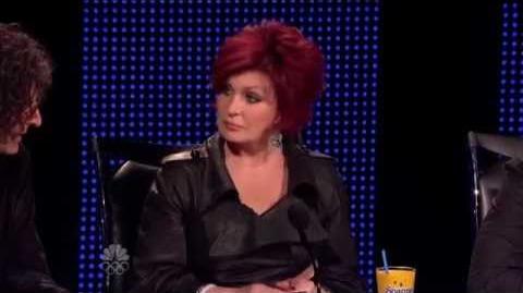 Luiz Meneghin - Vegas Round - America's Got Talent 2012