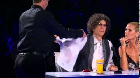 America's Got Talent 2014 Mike Super Semi-Final 1