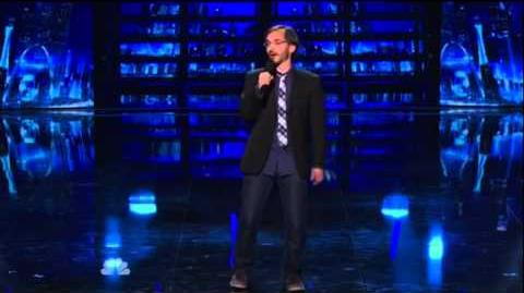 America's Got Talent 2015 Myq Kaplan Judges Cuts Weeks 1
