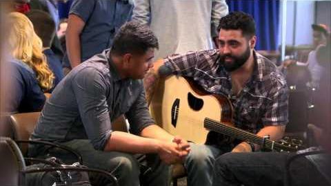 America's Got Talent S09E09 Semi-Final Male Singing Acts Sal Gonzalez