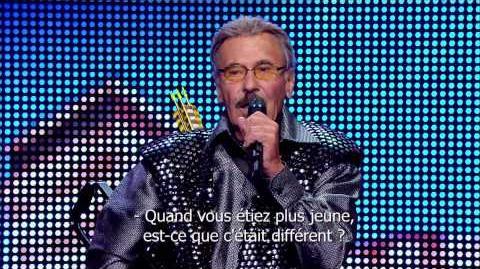 Bob Markworth - France's Got Talent 2014 audition - Week 4