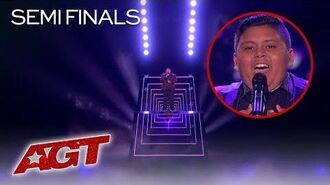 "Kid Phenomenon Luke Islam Slays ""Never Enough"" From The Greatest Showman - America's Got Talent 2019"