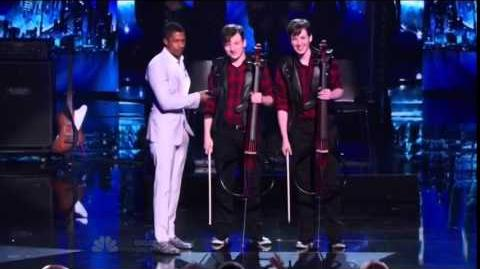 America's Got Talent 2014 Emil & Dariel Final 12