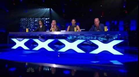 America's Got Talent 2014 Quarterfinal 2 Livy, Matt And Sammy