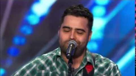 America's Got Talent 2014 Sal Gonzalez Auditions 6