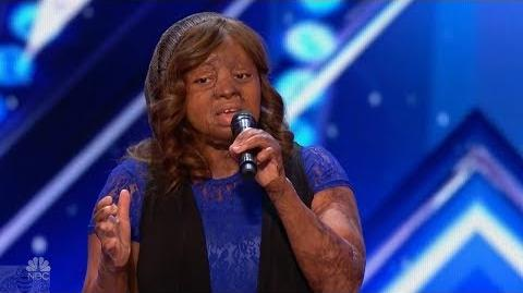 America's Got Talent 2017 Kechi Okwuchi's Incredible Story Full Audition S12E03