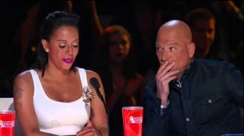 America's Got Talent 2015 Nick and Eddie Judges Cuts Weeks 1