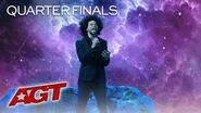 """MacKenzie Sings STUNNING Cover Of """"Life On Mars"""" By David Bowie - America's Got Talent 2019"""