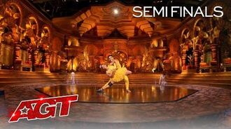 BAD Salsa Brings Their BEST Dance Moves From India - America's Got Talent 2020