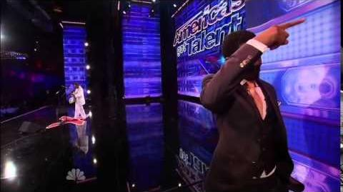 America's Got Talent 2014 The Doctor Benji Auditions 4