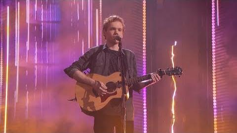 America's Got Talent 2017 Semi-Finals Chase Goehring Performance & Comments S12E19