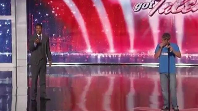 Zach Carty, 20 ~ America's Got Talent 2010, auditions Chicago-0