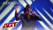 "Robert Finley Rocks The World With Original Song, ""Medicine Woman"" - America's Got Talent 2019"