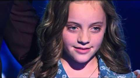 Chloe Channell - America's Got Talent 2013 Season 8 - Radio City Music Hall FULL