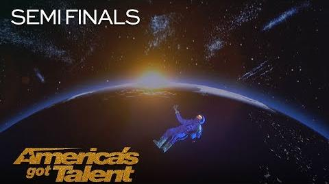 Front Pictures Projection Act Delivers An Out-Of-World Performance - America's Got Talent 2018-0