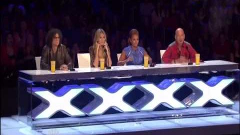 America's Got Talent 2013 - Pistol Packin' Paula - San Antonio Auditions FULL