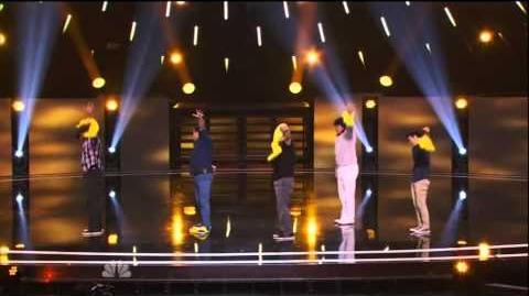 America's Got Talent 2015 Daditutde! Judges Cuts Week 2