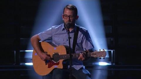 America's Got Talent 2015 S10E10 Judge Cuts - Johnny Shelton Singer
