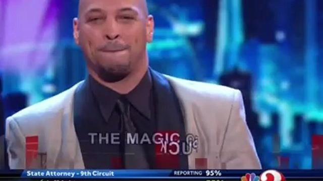 The Magic Of Puck, YouTube Show ~ America's Got Talent 2012-0
