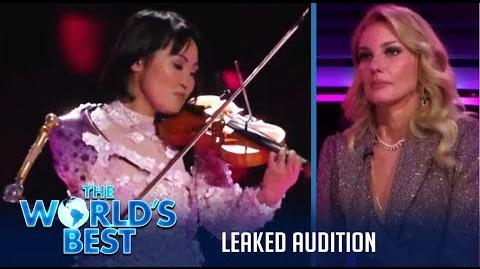 LEAK Japanese Violinist Manami Ito Lost Her Arm In Accident But Watch This! World's Best 2019