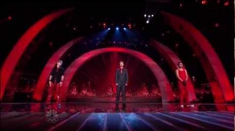 1. 3rd Quarterfinal Results ~ America's Got Talent 2012