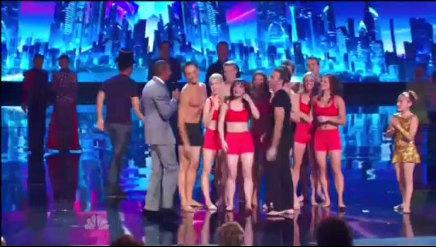 60 60 Results, Top 60 ~ AGT 2013 Live Results-0