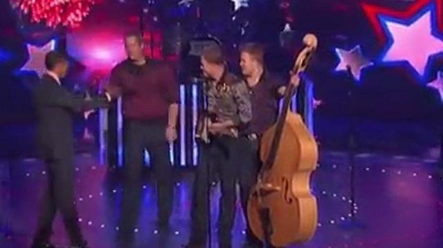 Iron Horse ~ America's Got Talent Top 48 week-2-0