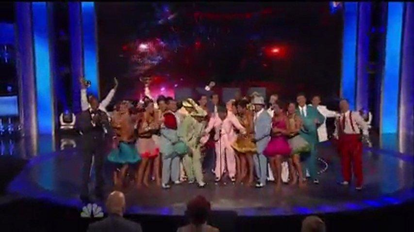 Miami All Stars, Semi-Finals ~ America's Got Talent 2011
