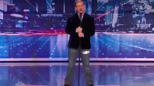 Tom Cotter, 48 ~ New York Auditions, America's Got Talent 2012