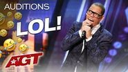 Star Wars Impressions By Greg Morton Are What You Need Today! - America's Got Talent 2019